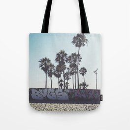 Palms x Walls Tote Bag