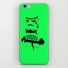 Pop Art Trooper iPhone & iPod Skin
