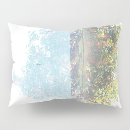 Where the sea sings to the trees - 3 Pillow Sham