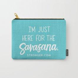 Savasana Carry-All Pouch