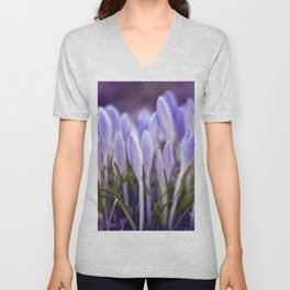 Ultra Violet Sound Unisex V-Neck