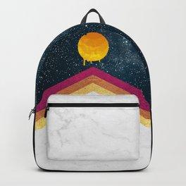 004 - Melting Moon drops Backpack