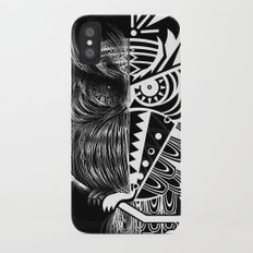 OWLGRAFIK iPhone X Slim Case