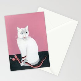 LA PUERTA Stationery Cards