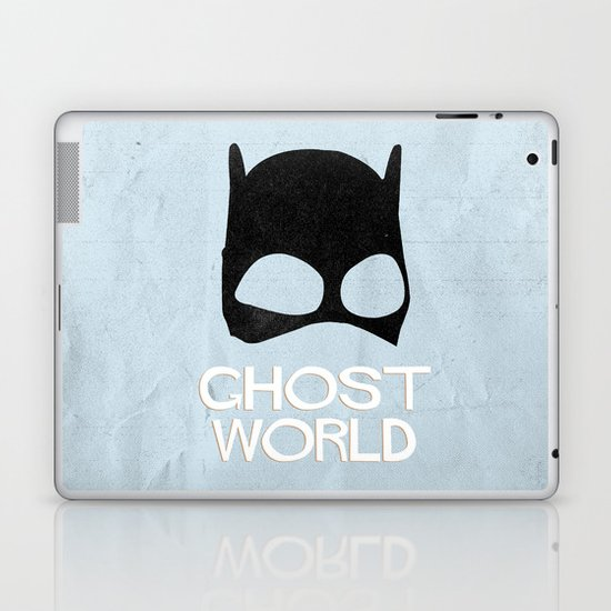Ghost World Laptop & iPad Skin