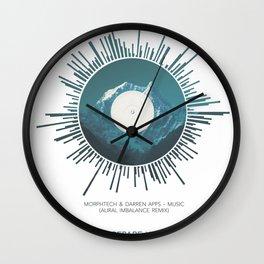 DEEPHOUSE Wall Clock