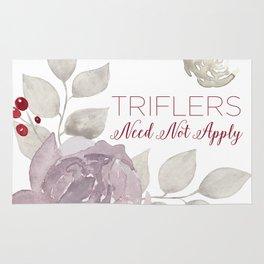 MFM: Triflers Need Not Apply Rug