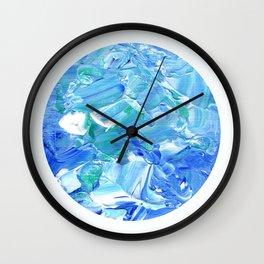 Acrylic Reef [Circle] Wall Clock