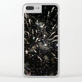 Aaaaaaaahhhhhh Clear iPhone Case