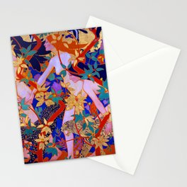 Robert Burns Diana and Her Nymphs Stationery Cards