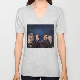 The Day of the Doctor Unisex V-Neck