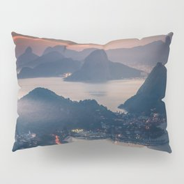 Rio de Janeiro Pillow Sham