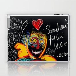 Always be proud of you street art graffiti Laptop & iPad Skin