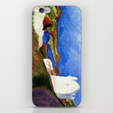Una Vista de Ardales iPhone & iPod Skin