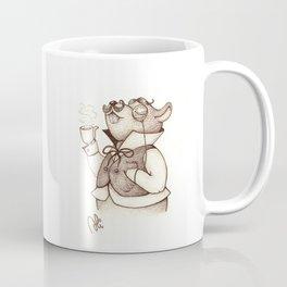 Tea time (no background) Coffee Mug