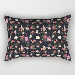 Eastern delight Japanese garden Rectangular Pillow