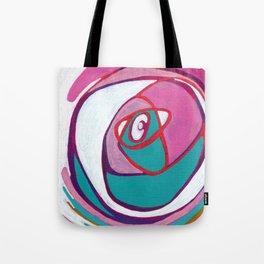 Rose In Bloom Tote Bag