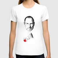 steve jobs T-shirts featuring Steve Jobs by lovetoclick