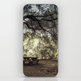Picnic in the Grasslands iPhone Skin