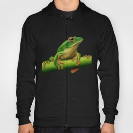 Moltrecht's Green Treefrog Hoody