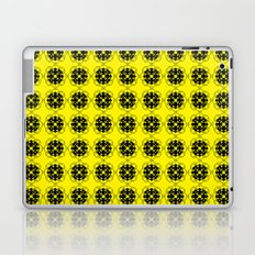Yellow Custom Pattern Laptop & iPad Skin