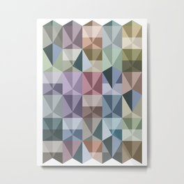Elmos Metal Print