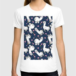 cute alpacas T-shirt