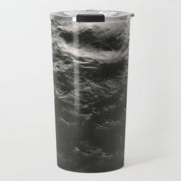 Water Texture Travel Mug