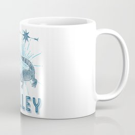 Alligator Alley Swamp Sanctuary Florida Coffee Mug