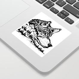 Mt. Lupus Sticker
