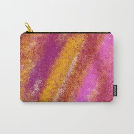 DESIGN WILD ETHNIC TEXTURE Carry-All Pouch