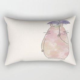 My neighbour colour-cloud Rectangular Pillow