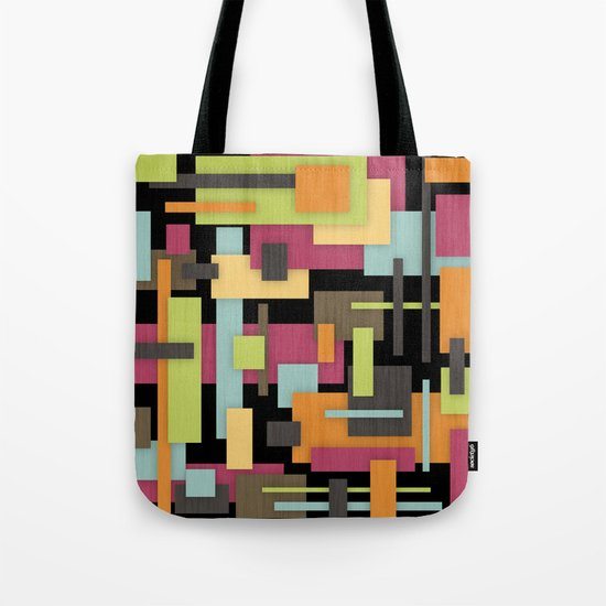 Retrotopia Tote Bag