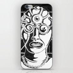 Mr. K - Mugshot iPhone & iPod Skin