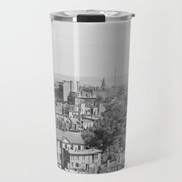 Vintage Photograph of Charlestown Massachusetts  Travel Mug