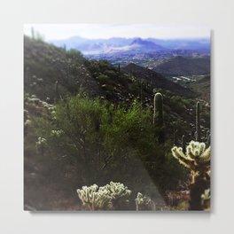 Sunrise Peak Trail pt. 2 Metal Print