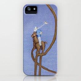 Polo iPhone Case