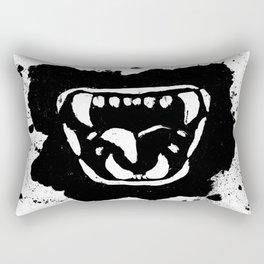 Panther Ink Rectangular Pillow