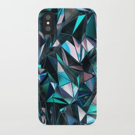 Dirty Poly iPhone Case