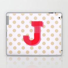 J is for Joy Laptop & iPad Skin