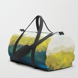 Mountain Lake Duffle Bag