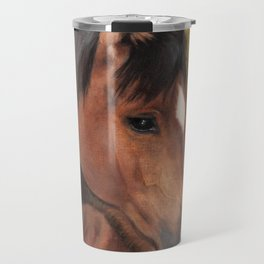 Little Brown Filly Travel Mug