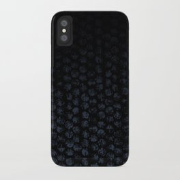 Cammo Dark iPhone Case