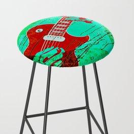 Guitar Love Bar Stool