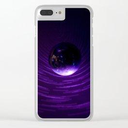 Disco Universe Clear iPhone Case