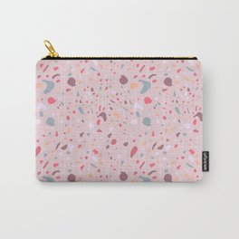 Quarry Pink Stone Carry-All Pouch