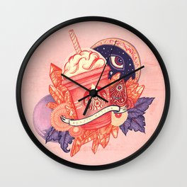 Basic Witch Wall Clock