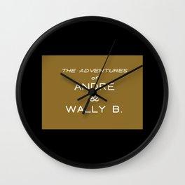 animation Wall Clock
