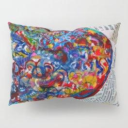 YIN YANG WORDS #society6 #decor #buyart Pillow Sham