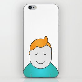 Cartoon iPhone Skin